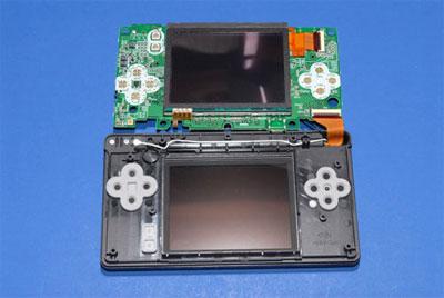 Remove board and screen
