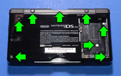 Installation: DS Lite – Division 6 on