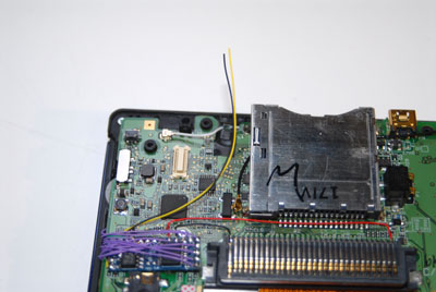 Trim MIDI jack wires