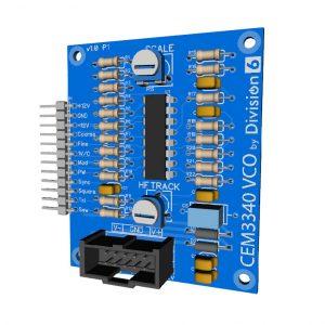 CEM3340 VCO