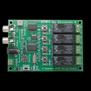 DTMF4 DTMF Relay Board