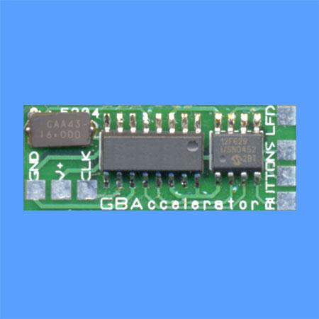 GBAccelerator
